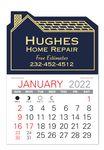 Custom House Standard Pad Value Stick Calendar