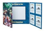 Custom Custom Coupon Gatefold Event Folder - Standard