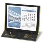 Custom Mantique Premier Desk Calendar
