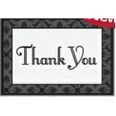 "Thank You Everyday Blank Note Card (3 1/2""x5"")"