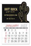 Custom Cactus Standard Pad Value Stick Calendar