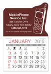 Custom Cell Phone Standard Pad Value Stick Calendar