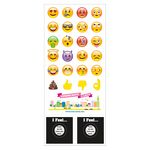 Custom Emoji Mood Magnet (0.02