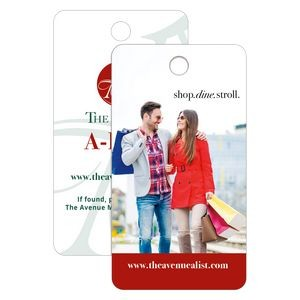 Custom Digital Full Color Loyalty Cards (42 to 56 Square Inch)