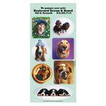 Custom Animania Sticker Sheet w/ Dog Photos