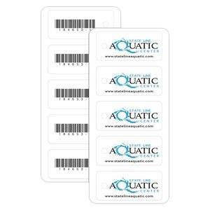 Custom Digital Full Color Loyalty Cards (29 to 41 Square Inch)