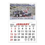 Custom Stick It Calendar Pads - Rectangle w/Square Corners Decal