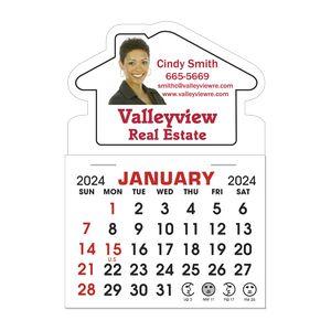 Stick It Calendar Pads - House Decal