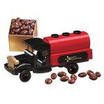 Custom 1920-Era Tank Truck with Chocolate Covered Almonds