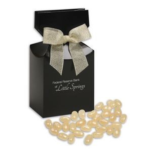 Champagne Jelly Belly® Jelly Beans in Black Gift Box