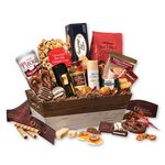 Custom Sweet & Savory Gift Basket