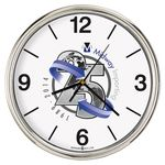 Custom Howard Miller Hamilton wall clock (full color dial)