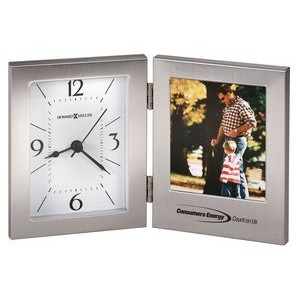 Howard Miller Envision Clock/Picture Frame Combo