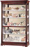 Custom Howard Miller Townsend curio cabinet