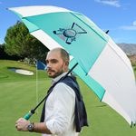 Custom The Typhoon Tamer Vented Golf Umbrella