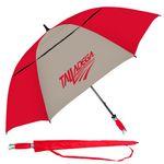 Custom The Typhoon Tamer Vented Golf Umbrella