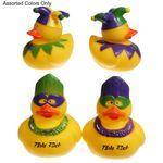 Custom Mardi Gras Duck