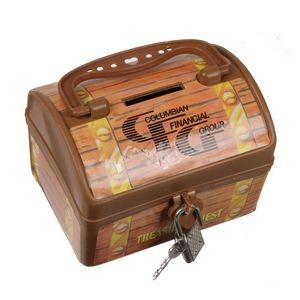 Treasure Coin Bank