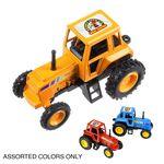 Custom Die Cast Farm Tractor