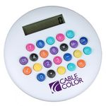 Custom Colorful Calculator