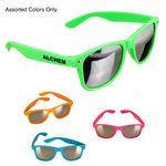 Custom Mirrored Sunglasses