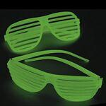 Custom Glow Shutter Shades