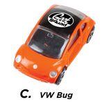 Custom VW Bug Die Cast Car