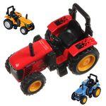 Custom Farm Tractor Toy