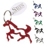 Custom Horse Key Chain