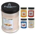 Custom Aromatherapy Wax Candle