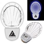 Custom Clam Shell Design LED Night Light
