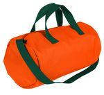 Custom 600D Polyester Gym Roll Bag - 24