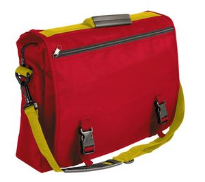 600D Polyester Attaché Bag - 16x12