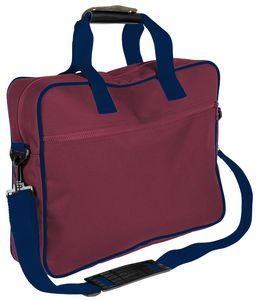 600D Polyester Notebook Sleeve Bag - 12x15