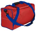 Custom 15 Oz. Dyed Duck Canvas Vacation Carry on Duffel - 30
