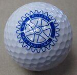 Custom Golf Balls - 1 Spot Color to 4 Color Process
