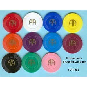 Alcoholics Anonymous Tokens / Chips - Pad Printed