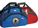 Custom 18 Can Duffle Bag Cooler