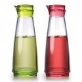 Custom Feliz Acrylic Oil & Vinegar 2 Bottle Set (9 Oz.)