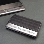 Custom Coleman Business Card Case