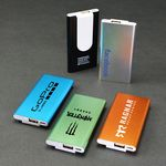 Custom Centauri 2GO - 3000 mAh Power Bank with carrying clip