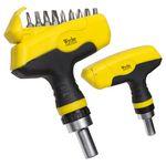 Custom Grip Easy Ratchet Tool Yellow