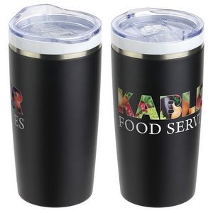 Cardiff 20 oz Ceramic-Lined Stainless Steel Tumbler