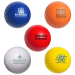 Golf Ball Stress Toy