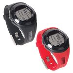 Custom Rally Pedometer Watch
