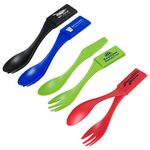Custom Combo Salad Picker & Flatware Set