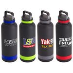 Custom Trenton 25oz Vacuum Insulated Stainless Steel Bottle