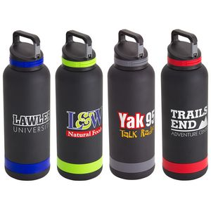 25 Oz. Trenton Vacuum Insulated Stainless Steel Bottle