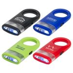 Custom Dual Shine LED Light Carabiner