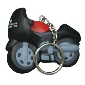 Motorcycle Stress Reliever Key Chain